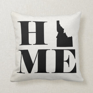 Home Idaho State Pillow CHOOSE YOUR COLOR