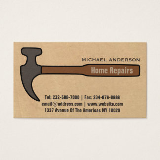 163+ Home Improvement Business Cards and Home Improvement Business ...