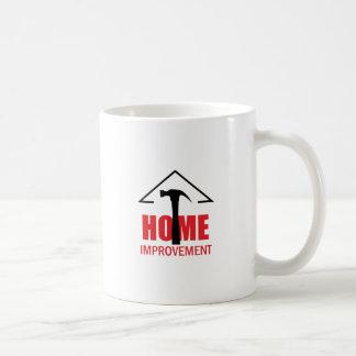 HOME IMPROVEMENT BASIC WHITE MUG
