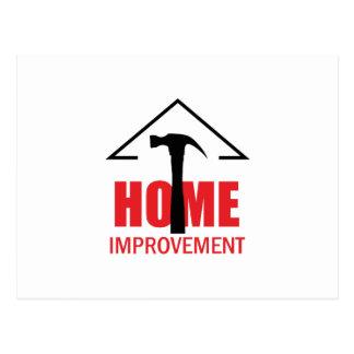 HOME IMPROVEMENT POSTCARD