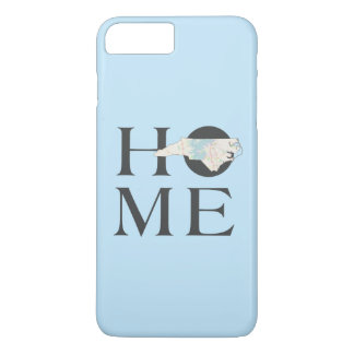 HOME in North Carolina iPhone 7 Plus Case