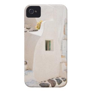 Home in Santorini Case-Mate iPhone 4 Cases