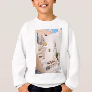 Home in Santorini Sweatshirt