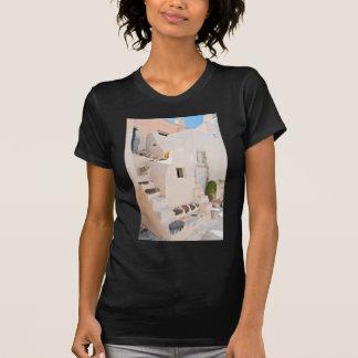 Home in Santorini T-Shirt