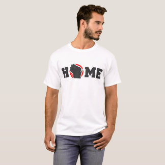 HOME IN  WISCONSIN T-Shirt