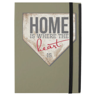 "Home is Where the Heart Is iPad Pro 12.9"" Case"