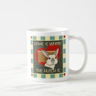 Home is where the Heart is Basic White Mug