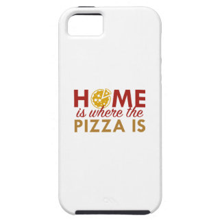 Home Is Where The Pizza Is iPhone 5 Case