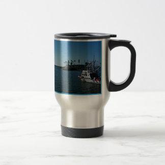Home Is Where The Water Meets the sky Coffee Mug