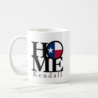 HOME Kendall Texas Coffee Mug