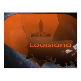 Home Louisiana Postcard