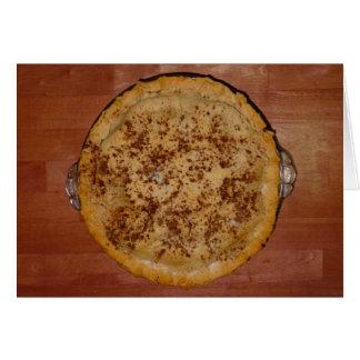 Home-made Apple Pie Card