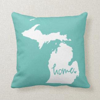 Home Michigan Custom Colour Cushion