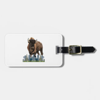 Home of the Free Luggage Tag