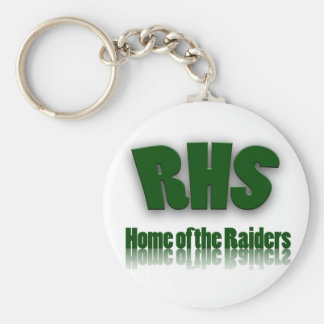 Home of the Raiders Keychain
