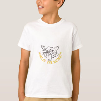 Home of the Wildcats T-Shirt