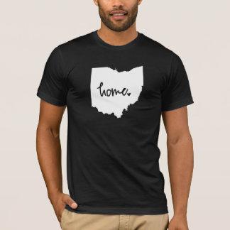 Home Ohio Custom Colour T-Shirt