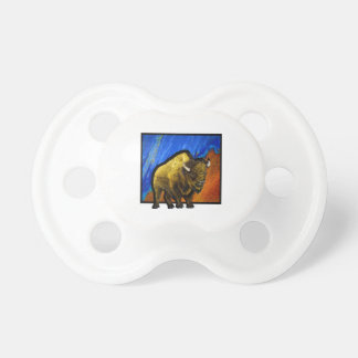 Home on the Range Baby Pacifier