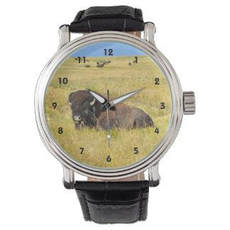 Home On The Range Wrist Watch
