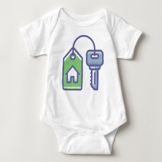 Home Owner Baby Bodysuit