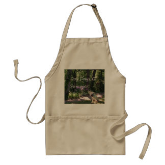 Home/Pets/Apron--Dog Days Of Summer Standard Apron