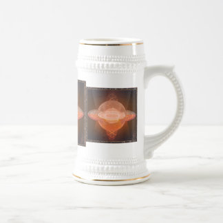 Home Planet Abstract Art Beer Steins