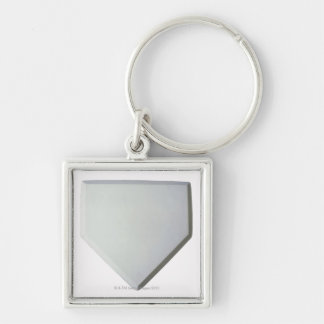 Home plate key ring