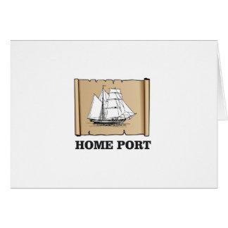 home port go card