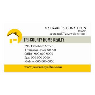 Home Realtor Business Card