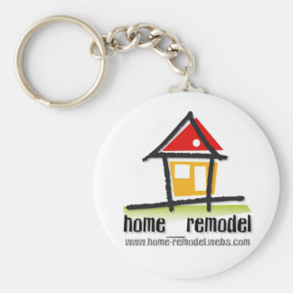 home_remodel Keychain