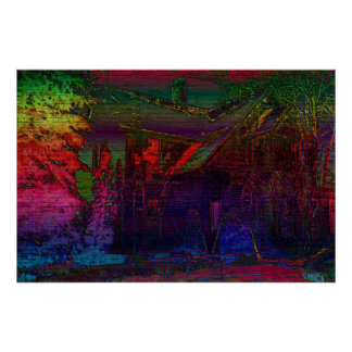 Home Remodeling multi color Poster