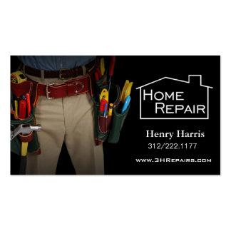 Home Repair Handyman Business Cards