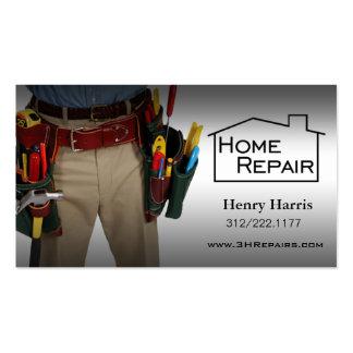 Home Repair Handyman Pack Of Standard Business Cards