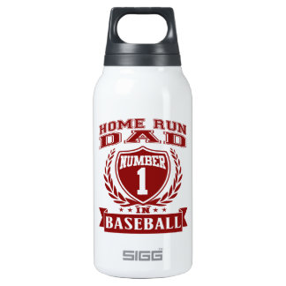 Home Run Dad 0.3 Litre Insulated SIGG Thermos Water Bottle
