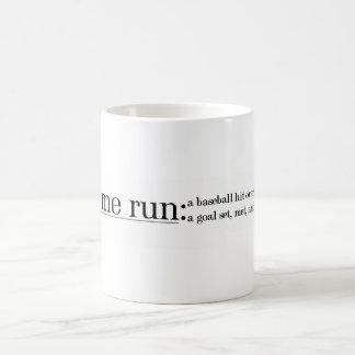 Home Run Classic White Coffee Mug