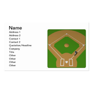 Home Run Pack Of Standard Business Cards