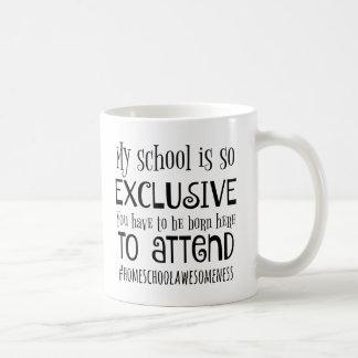 Home school gift mug