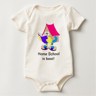Home School Rules, O.K. Baby Bodysuit