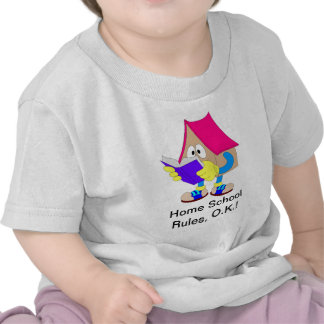 Home School Rules, O.K. T Shirts