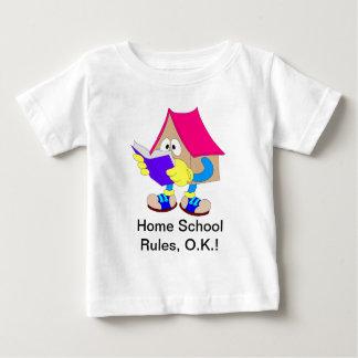 Home School Rules, O.K. Tshirt