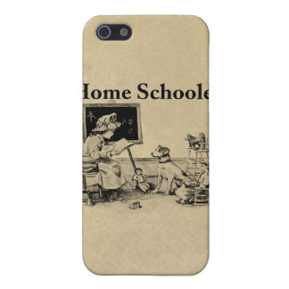 Home Schooled Clothing and Gifts iPhone 5 Case