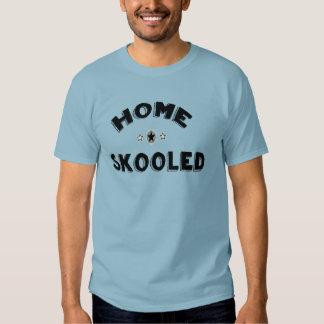 Home Skooled Funny hoodie design