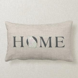 HOME State Georgia Lumbar Pillow