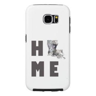 Home - States  LOUISIANA Samsung Galaxy S6 Cases