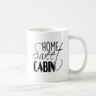 Home Sweet Cabin Coffee Mug