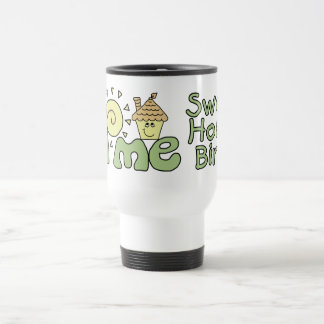 Home Sweet Home Birth! -House and Sunshine Travel Mug