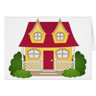 Home Sweet Home - Daytime Greeting Cards