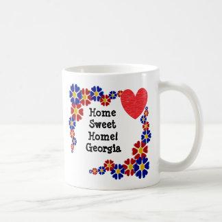 Home Sweet Home Georgia Coffee Mug