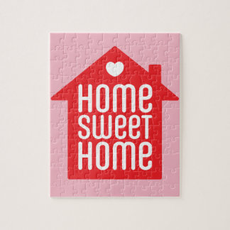 Home sweet home ♥ jigsaw puzzle