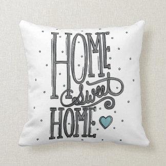 Home Sweet Home - Original Artwork Throw Pillow